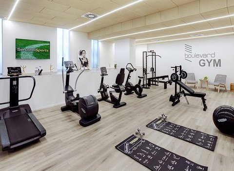 Visit our gym